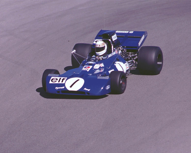 Tyrrell, equipe histórica de Formula 1 de 1970 - by jalopnik.com.br